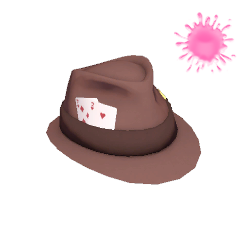 Unusual Hat of Cards Cloud 9