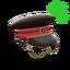Unusual Honcho's Headgear