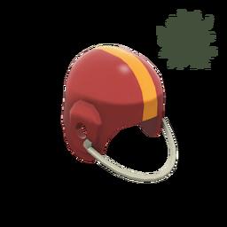 Unusual Football Helmet