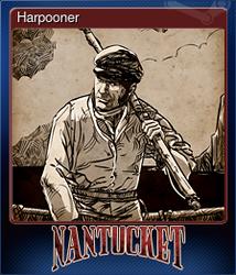 Harpooner (Коллекционная карточка)