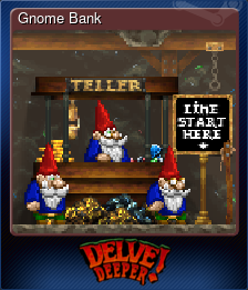 Gnome Bank