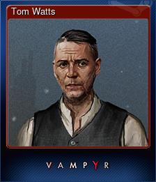 Tom Watts