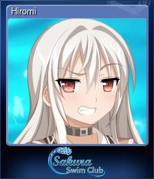 Hiromi (Коллекционная карточка)