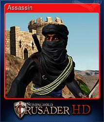 Assassin (Коллекционная карточка)