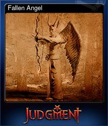 Fallen Angel (Коллекционная карточка)