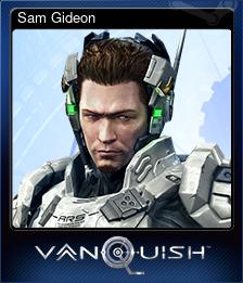 Sam Gideon (Коллекционная карточка)