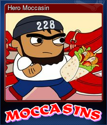 Hero Moccasin