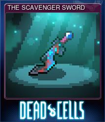 THE SCAVENGER SWORD