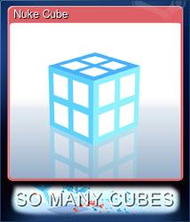 Nuke Cube