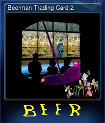 Beerman Trading Card 2