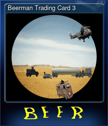 Beerman Trading Card 3