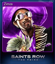 Zimos (Коллекционная карточка)
