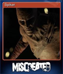Spiker (Коллекционная карточка)