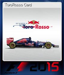 ToroRosso Card