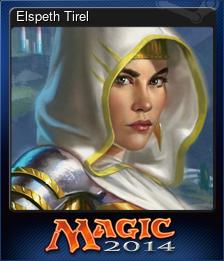 Elspeth Tirel (Коллекционная карточка)
