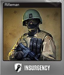 Rifleman (Металлическая)