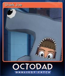 Shark Joe (Коллекционная карточка)