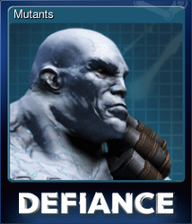 Mutants (Коллекционная карточка)