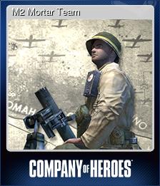 M2 Mortar Team