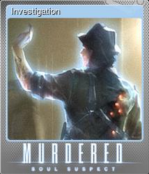 Investigation (Металлическая)