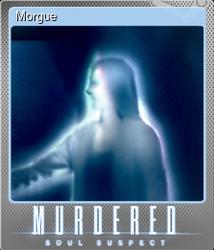 Morgue (Металлическая)