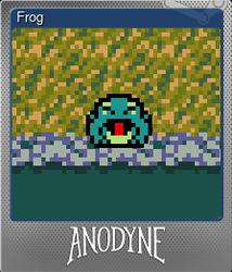 Frog (Металлическая)