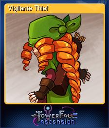 Vigilante Thief (Коллекционная карточка)