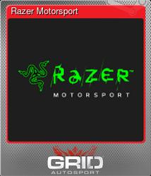 Razer Motorsport (Металлическая)