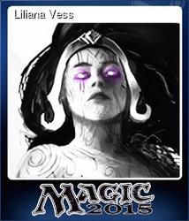 Liliana Vess (Коллекционная карточка)