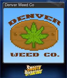 Denver Weed Co