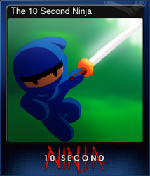 The 10 Second Ninja