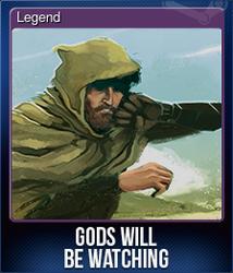 Legend (Коллекционная карточка)