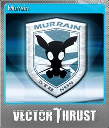 Murrain (Металлическая)