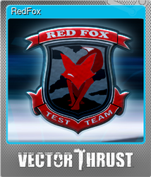 RedFox (Металлическая)