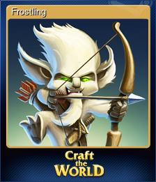 Frostling (Коллекционная карточка)