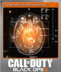 Cybernetic Enhancements (Металлическая)