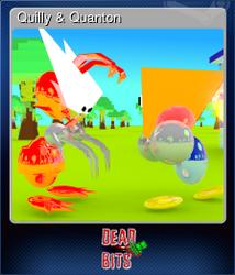 Quilly & Quanton (Коллекционная карточка)