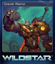 Granok Warrior