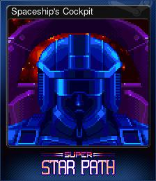 Spaceship's Cockpit
