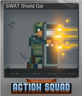 SWAT Shield Gal