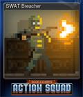 SWAT Breacher