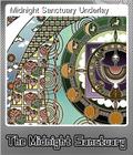 Midnight Sanctuary Underlay