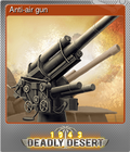 Anti-air gun