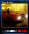 Cucumber Car