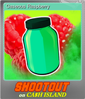 Gaseous Raspberry