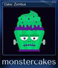 Cake: Zombus