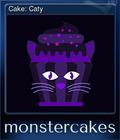 Cake: Caty