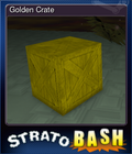 Golden Crate