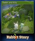 Rabbit and Kitty