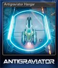 Antigraviator Hangar